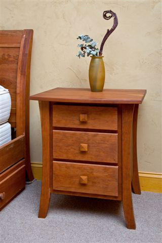 Amish Manhattan Nightstand