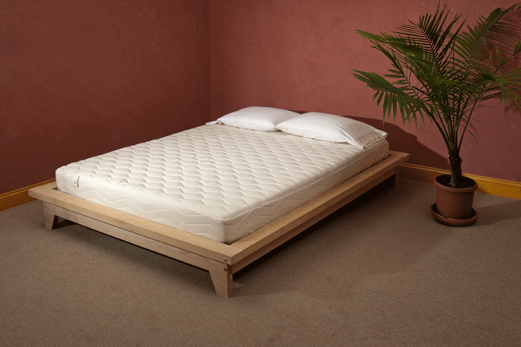 Wood Bed Frames | The Organic Mattress Store
