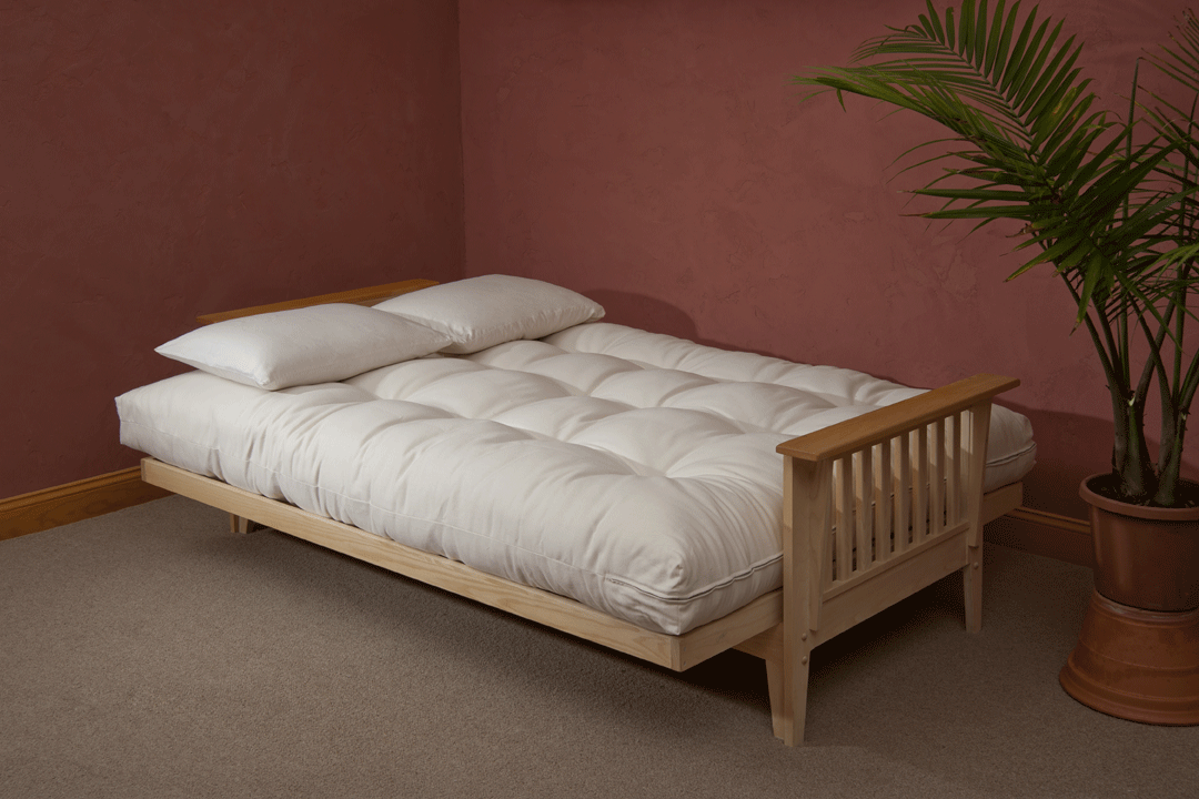 Organic Futon Mattress | The Organic Mattress Store® Inc.