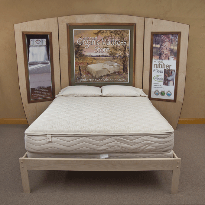 Organic Bed Frame