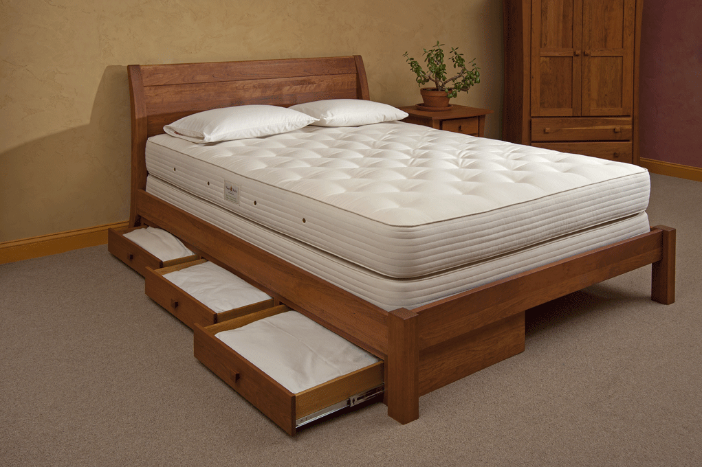 Amish Regular Beds And Furniture The Organic Mattress