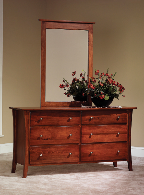Manhattan Amish Built Dresser