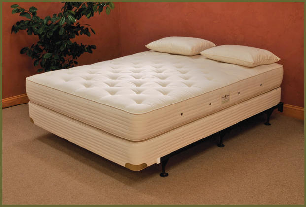 Naturally Organic Mattress