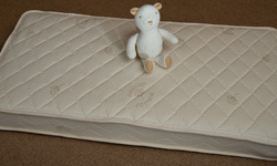 Quilted Innerspring Baby Mattress