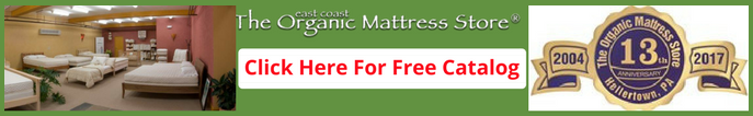 Request A Free Organic Mattress Catalog