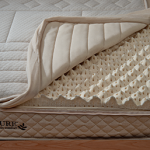 Organic Dunlop Latex Mattress