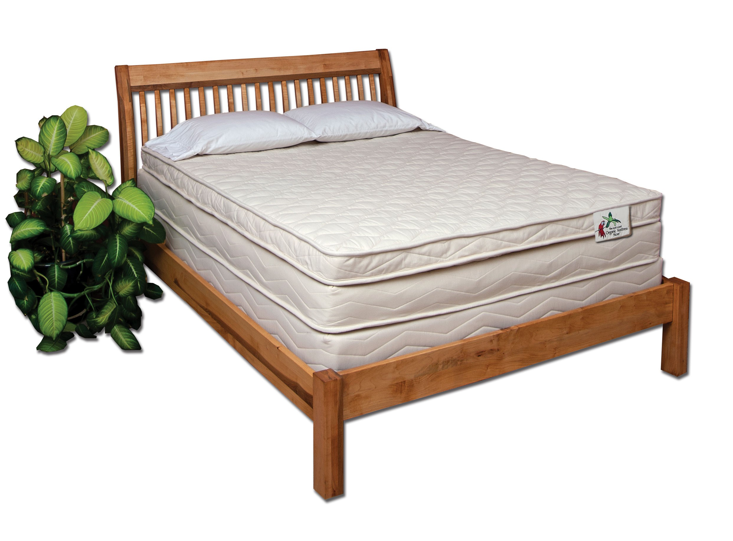 Top Features Of Natural Wood Bed Frames Organic Mattress