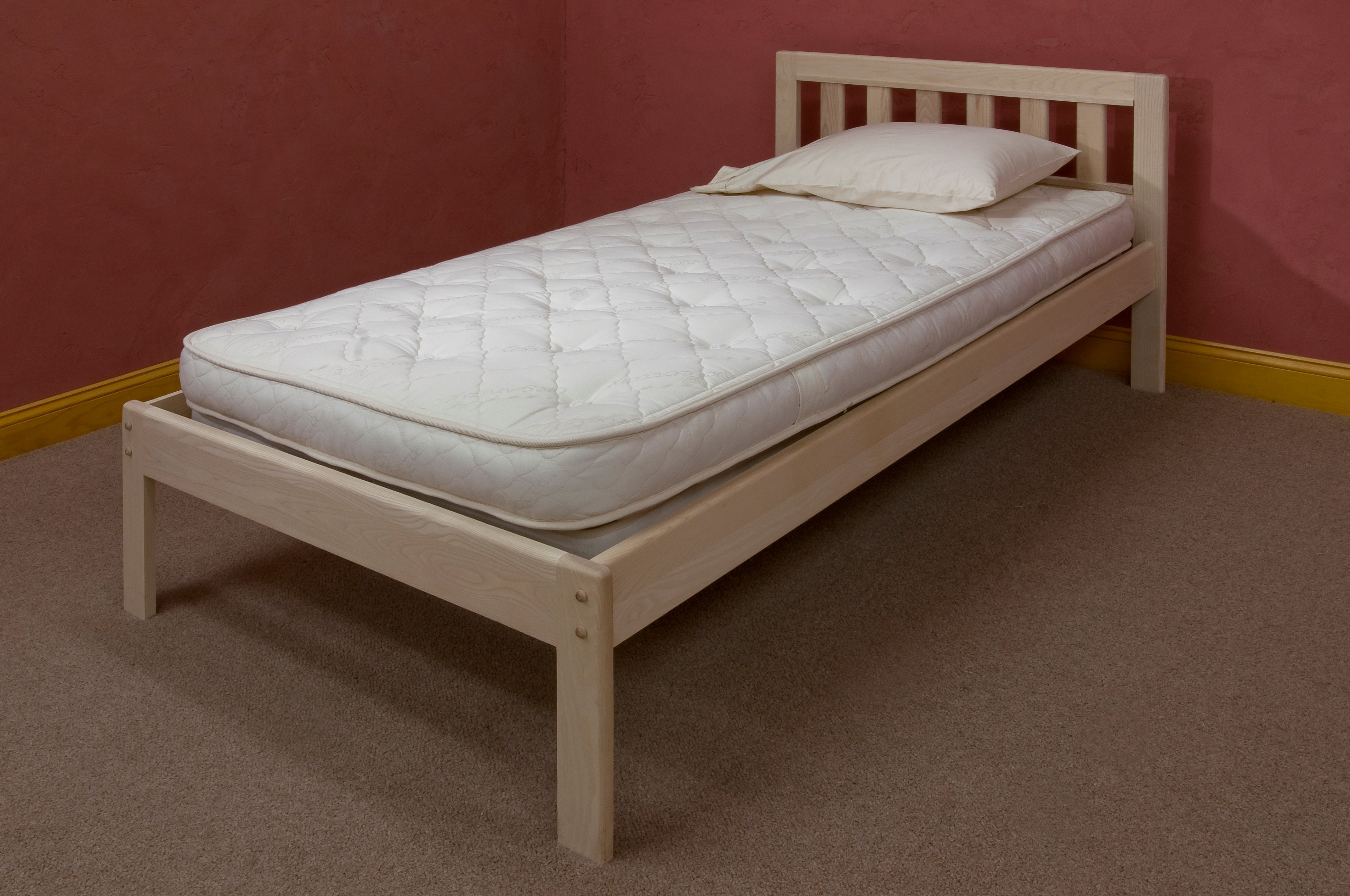 A Natural Latex Or Innerspring Mattress Your Small Child
