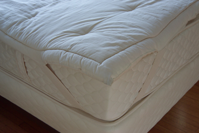 Organic Wool Pillowtop